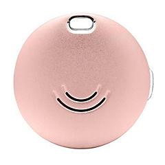Rastreador de llaves rosado