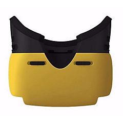 Lente realidad virtual amarillo