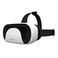 Lente realidad virtual blanco