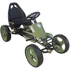 Go kart pedales army kidscool Verde