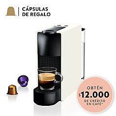Cafetera Essenza mini 0,6 litros blanco