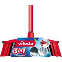 VILEDA - Escobillón 3 en 1 con mango