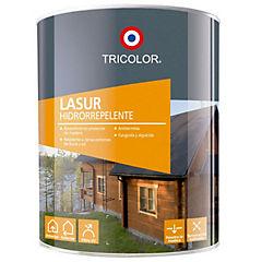 Set 6 Lasur protector madera 1/4 gl palo rosa