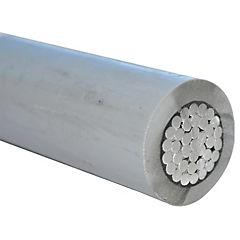 Conductor aluminio protegido bicapa 70 mm2 15 KV