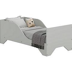 Cama Infantil  153x69x75 cm gris