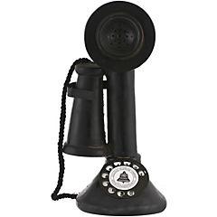 Teléfono resina vintage
