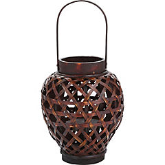 Porta velas bamboo krabi