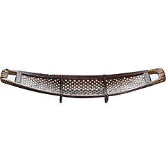 Centro de mesa  bamboo canoa