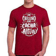 Polera un chileno se cacha al tiro M