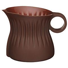 Jarro silicona chocolate + pote para fundir chocolate