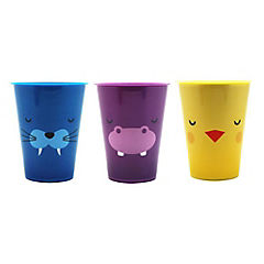 Vaso pp 450 ml keep kido surtido de colores