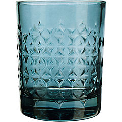 Vasos Bajo azul 325 ml