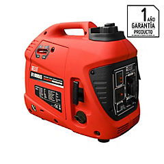 Generador electrico inverter a gasolina a 1000 W