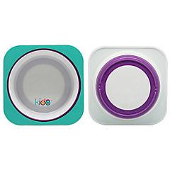 Bowl antidesl keep kido surtido de colores