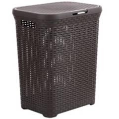 REYPLAST - Cesto de ropa 60 litros