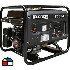 Generador eléctrico 3,1 kw