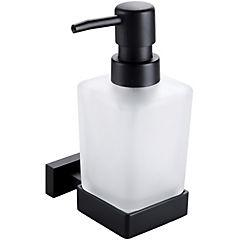 Dispensador de jabón Negro