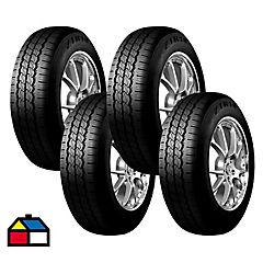 Set 4 Neumáticos 215/70R15