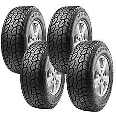 Set 4 Neumáticos 215/75R15