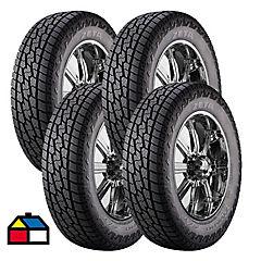 Set 4 Neumáticos 215/75 R15