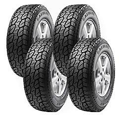 Set 4 Neumáticos 245/70 R16
