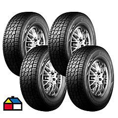 Set 4 Neumáticos 235/70R16