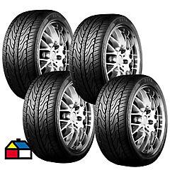 Set 4 Neumáticos 235/60R16