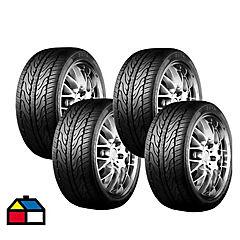 Set 4 Neumáticos 235/65R17