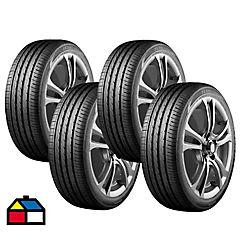 Set 4 Neumáticos 235/55 R17
