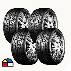 Set 4 Neumáticos 255/60R18
