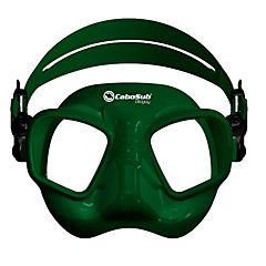 Máscara buceo bilagay verde