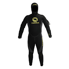 Traje buceo semiseco oceánico 7mm t/s