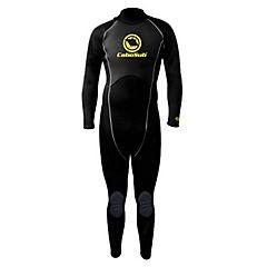 Traje surf 3 mm blacksuit T/S
