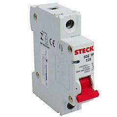 Interruptor automático 1x16 A curva c 230 V 10 KA