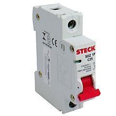 Interruptor automático  1x40 A curva c 230 V 6 KA