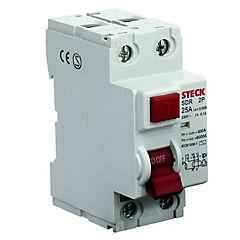 Interruptor diferencial 2x40 A 30 MA