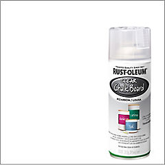 Spray pizarra transparente mate 312 gr