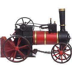 Locomotora decorativa 17x21x30 cm metal