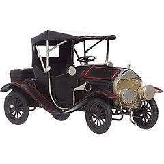 Auto Antiguo decorativo 14x10x25 cm madera