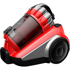 Aspiradora de arrastre 2000 W rojo