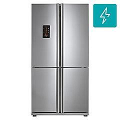 Refrigerador Side By Side 610 litros gris