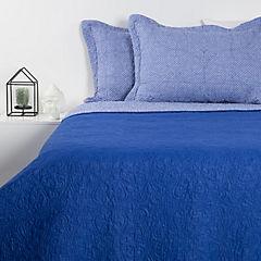 Quilt Pattern Cobalto King