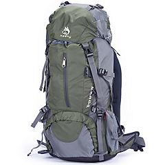 Mochila camping Adventure 45+5 litros