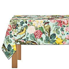 Mantel de hule Floral and Bird III 140x250 cm
