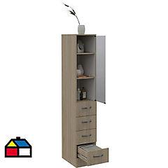 Kit Vanitorio + espejo+ estante