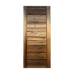 Puerta patagonia madera laurelia 200x85