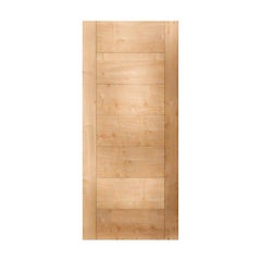Puerta patagonia madera lenga 200x75
