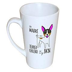 Tazón cónico terrier chileno
