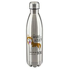 Termo botella husky café