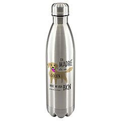 Termo botella golden reriever